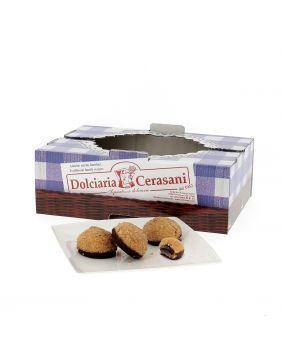 Bocconcini fourrées à la crème de cacao 500 g Cerasani