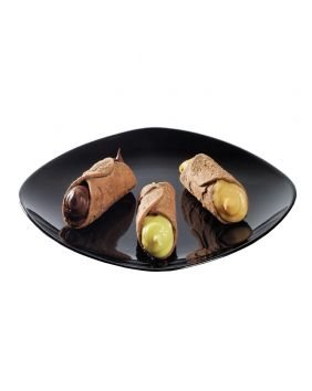 Cannoli siciliens à la gianduia Cerasani 1,5 kg