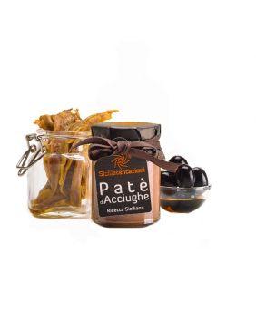 Paté d'anchois Sicilia Tentazioni 110 g