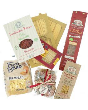 Offre spéciale découverte pasta