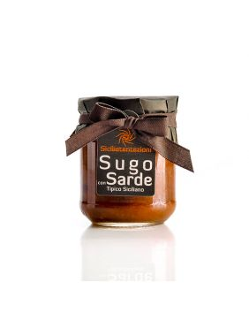 Sauce sardines fenouil Sicilia Tentazioni