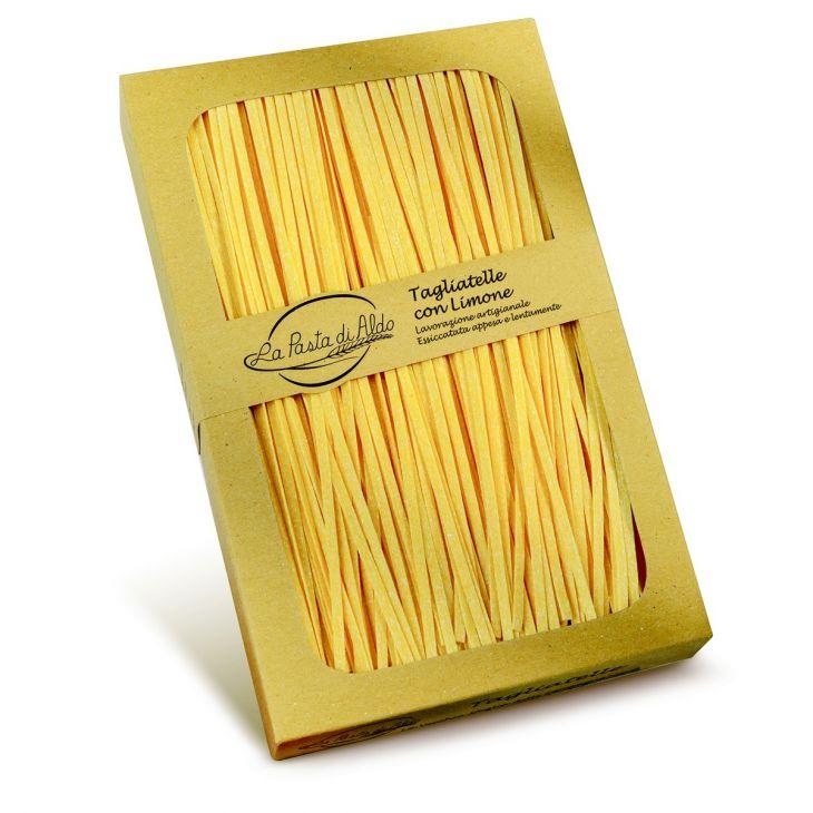 Tagliatelle limone 250 g Pasta di Aldo