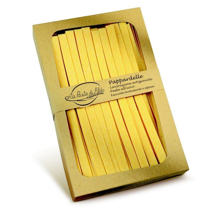 Pappardelle aux oeufs 250 g Pasta di Aldo