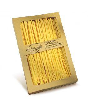 Tagliatelle zafferano 250 g Pasta di Aldo