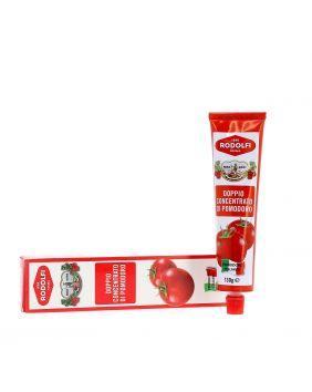 Concentré de tomates en tube Ortolina