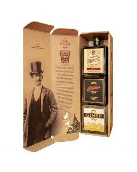 Kit Negroni Drapo Turin Vermouth