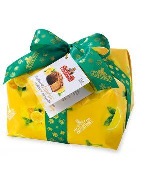 Panettone aux écorces de citrons confits Albertengo 1 kg