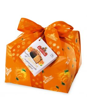 Panettone abricot Albertengo 1 kg