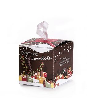 Mini panettone au chocolat B.Langhe 60 g