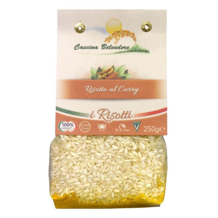 Risotto au curry Cascina Belvedere