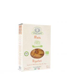 Rigatoni à la farine de maïs BIO 250 g Rustichella