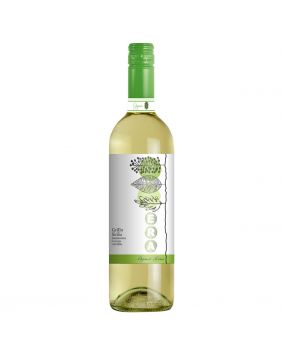 Grillo Bio vin blanc sec IGP Terre de Sicile 75 cl (Era)