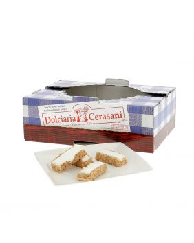 Amaretti tendres aux amandes 500 g Cerasani