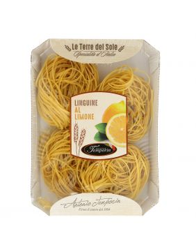 Linguine au citron Temporin