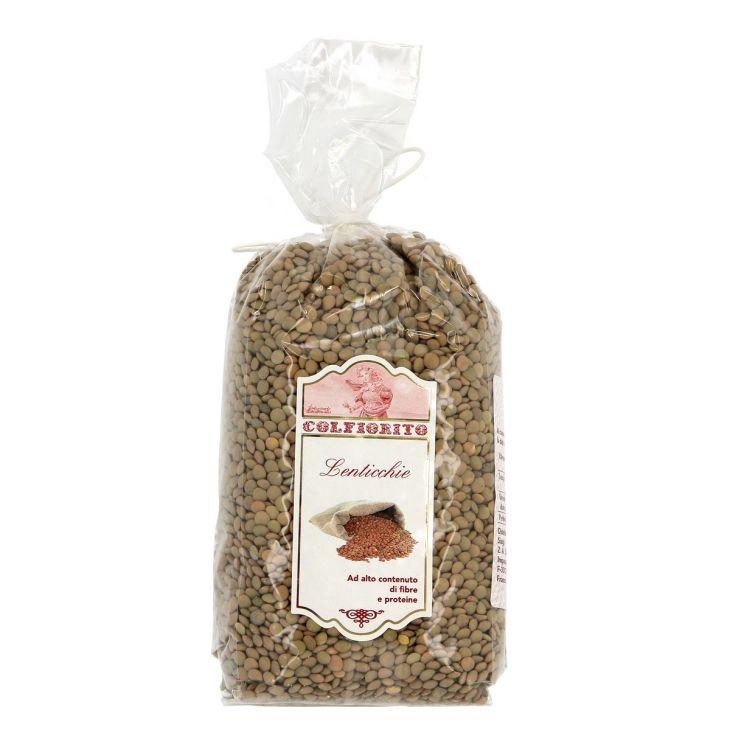 Lentilles Eston Colfiorito 500 g
