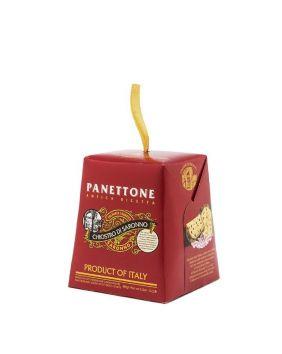 Panettone traditionnel en boîte carton Lazzaroni 100 g