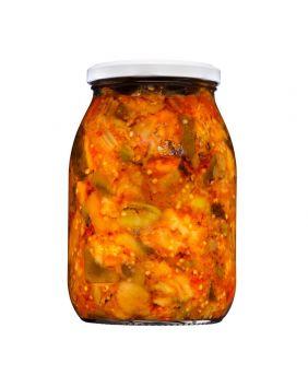 Caponata d'aubergines Sicilia Tentazioni 1 kg
