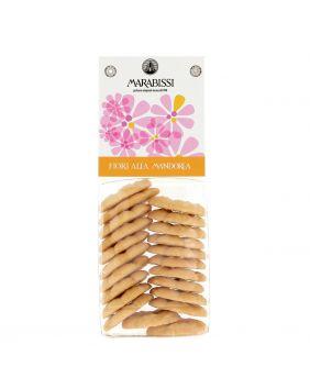Biscuits fiori aux amandes Marabissi 130 g
