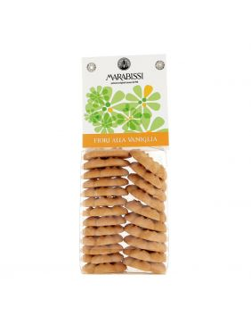 Biscuits fiori vanille Marabissi 130 g