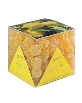 CUBE DE PATES DE FRUITS AU CITRON