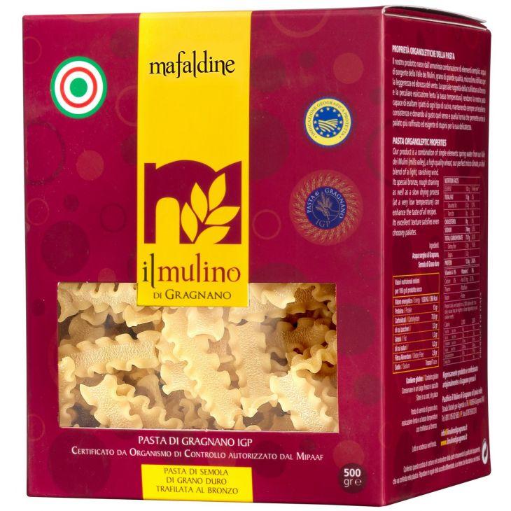 Mafaldine 500 g Mulino Di Gragnano IGP de Campanie