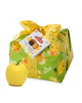 Panettone pommes Albertengo 1 kg