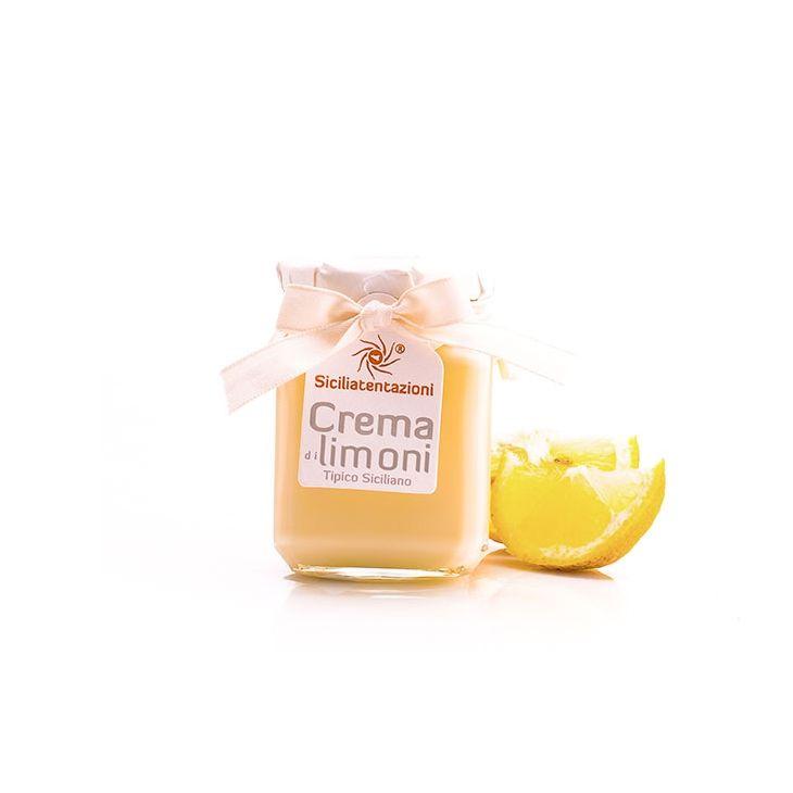 Crème de citron de Sicile Sicilia Tentazioni