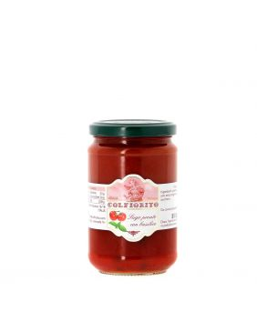 Sauce au basilic Colfiorito