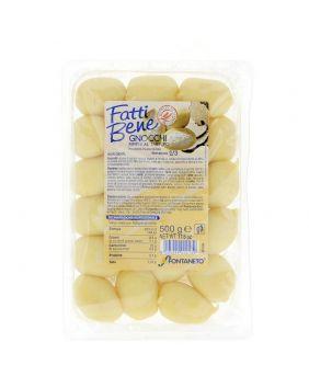 Gnocchi frais à la truffe