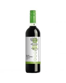 Syrah BIO vin rouge IGT Terre de Sicile 75 cl (Era)