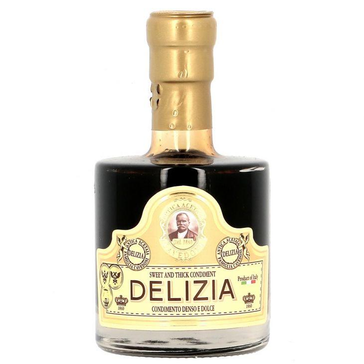 Condiment au vinaigre balsamique Delizia Cavedoni 100 ml