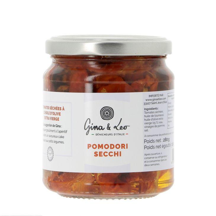 Tomates séchées Gina & Leo