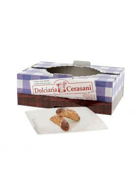 Cannoli siciliens au cappucino 500 g Cerasani