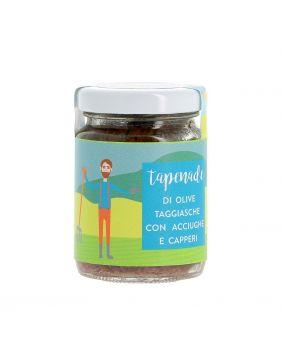 Tapenade olives anchois & câpres
