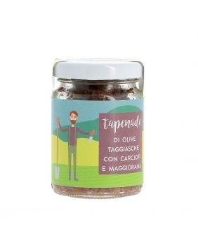 Tapenade olives artichauts & marjolaine