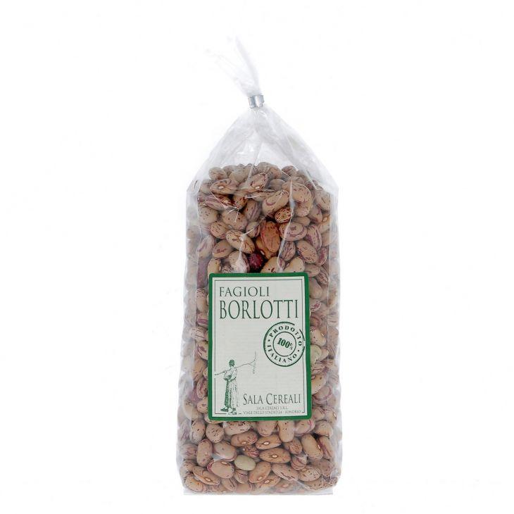Haricots secs Borlotti
