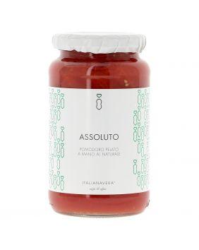 Tomates Assoluto pelées à la main