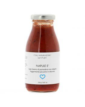 Sauce à l'origan Napule