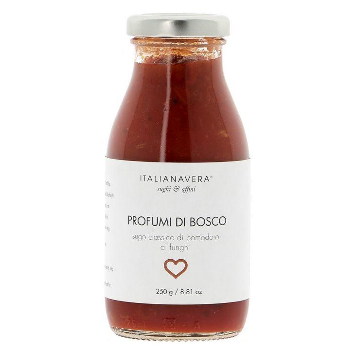 Sauce aux champignons Profumi di Bosco