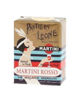 Pastilles martini rosso