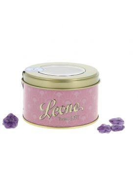 Bonbons à la violette boite métal
