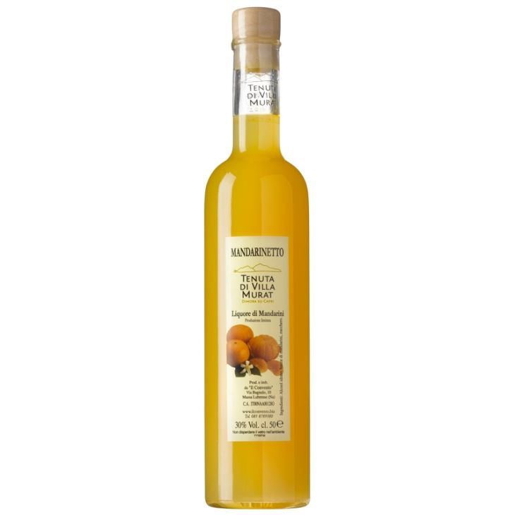 Liqueur de mandarine Il Convento 50 cl