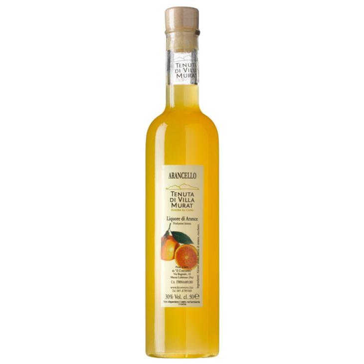 Liqueur aux zestes d'orange amère Il Convento 50 cl