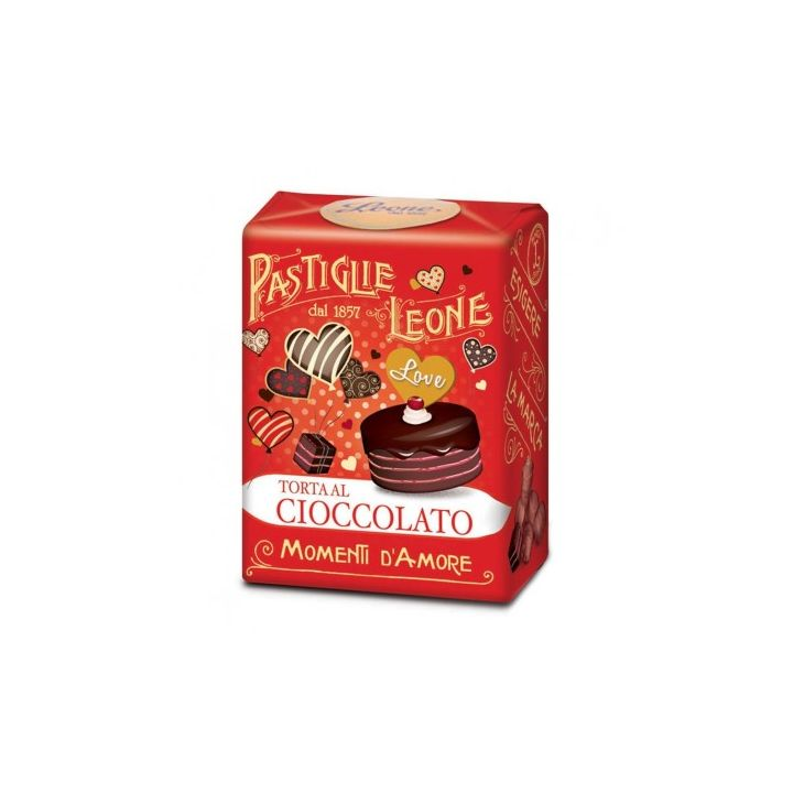 Pastilles gâteau au chocolat