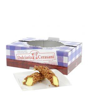 Crocco cannoli siciliens citron
