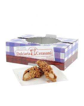 Crocco cannoli siciliens noisettes