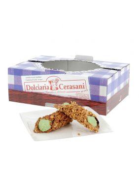 Crocco cannoli siciliens pistache