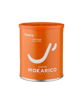 Mélange de cafés arabica et robusta Mokarico
