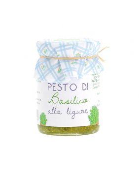 Pesto de basilic à la Ligure