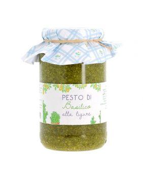 Pesto de basilic à la Ligure 80 g